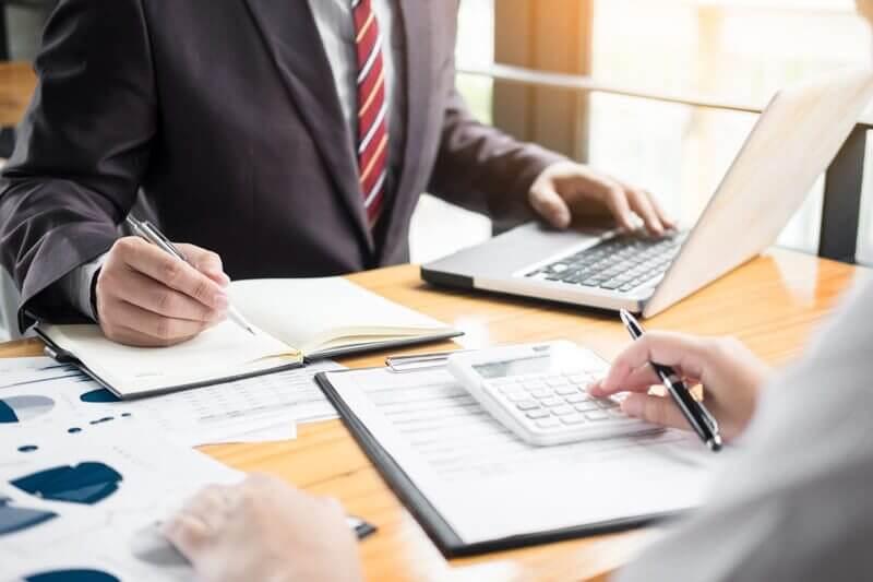 Gerenciador financeiro para empresas