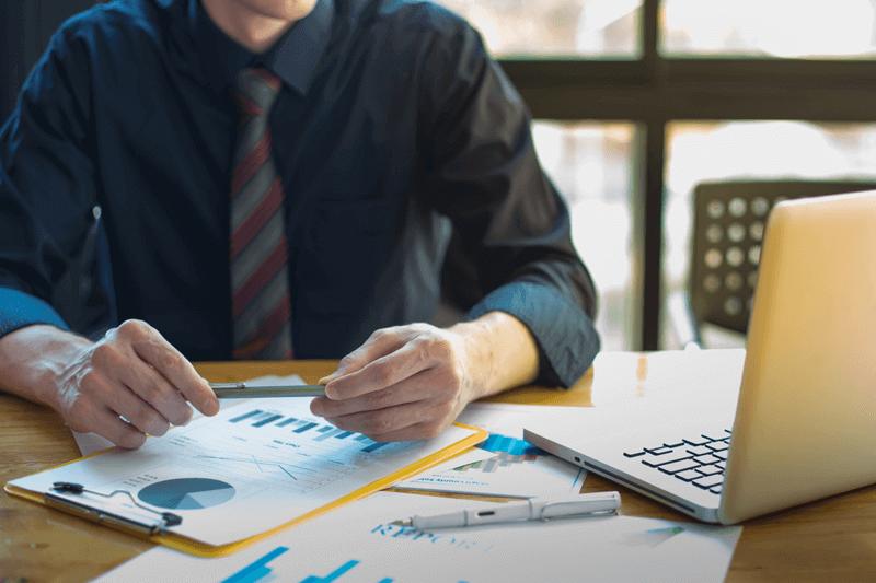 Planilha de controle de notas fiscais