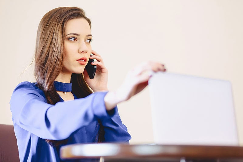 Estratégias de cobrança por telefone