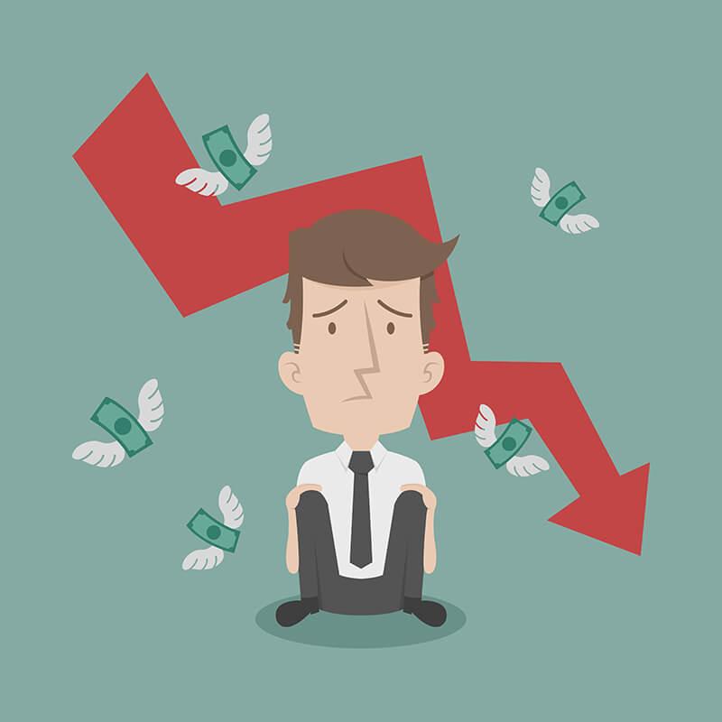 O que é inadimplência fiscal