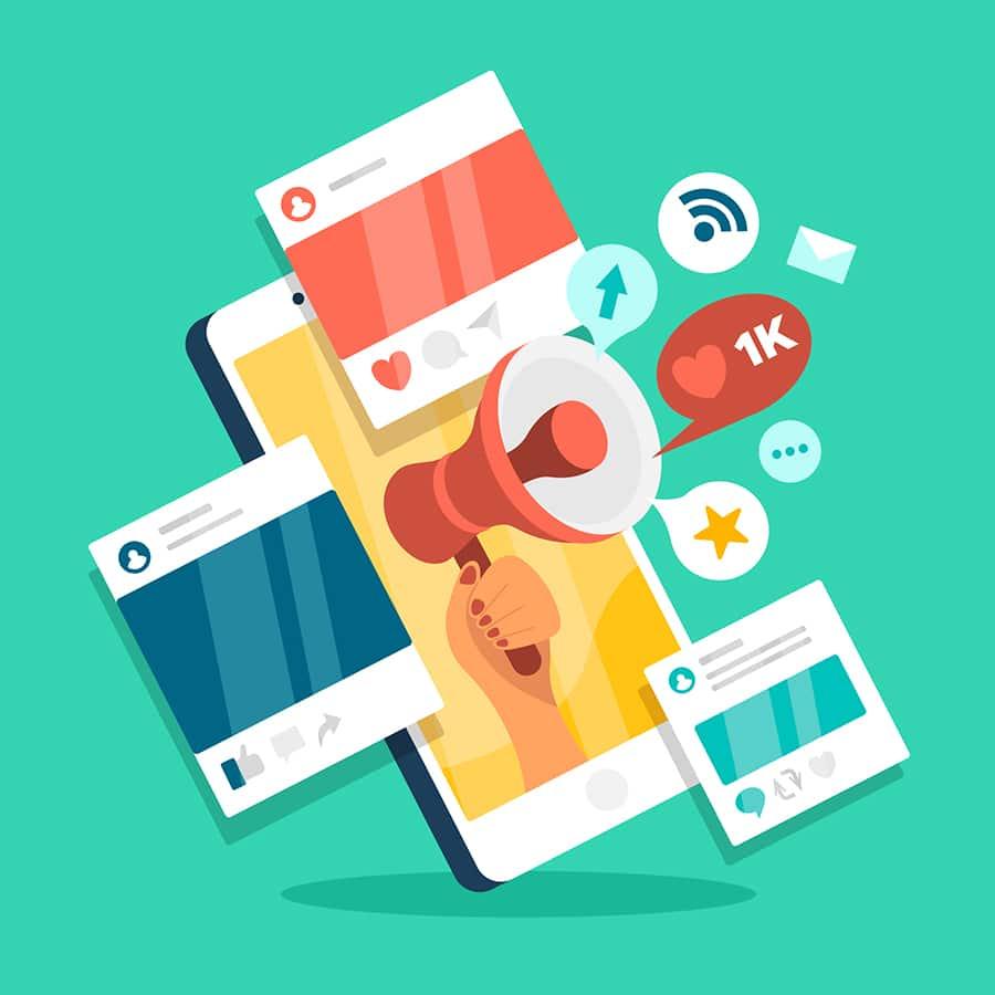 Marketing digital para produtos físicos