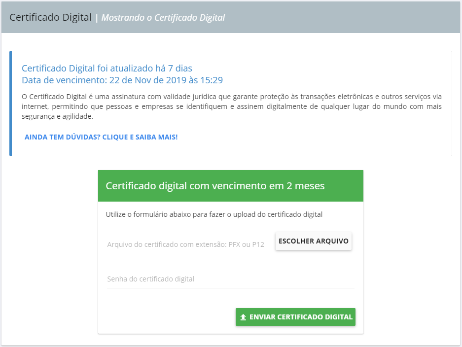 certificado digital a3